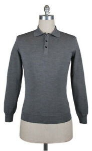 Svevo Parma Grau Wollpullover - Größe XL (US) / 54 (Eu) - (1377AI14MP13982)