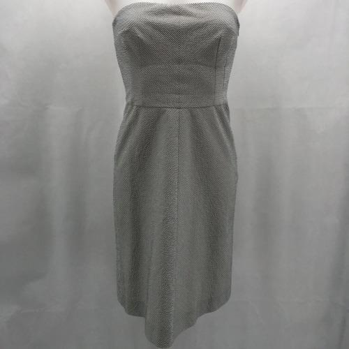Piazza Sempione Blue Striped Dress 8
