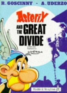Asterix-Great-Divide-BK-26-by-Ren-Goscinny-Paperback-FREE-Shipping-Save-s