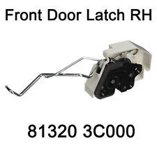 GENUINE Door Lock Latch FRONT PASSENGER RH Fits 01-06 Kia Optima OEM 813203C000
