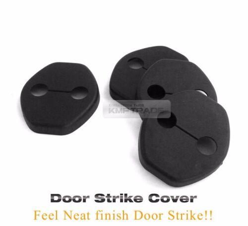 New Genuine Door Lock Checkers Striker Cover 8Pcs for HYUNDAI 2016-18 Tucson TL