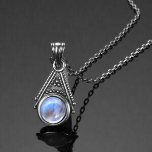 Moonstone Choker Moonstone Necklace Moonstone Jewelry Natural Moonstone Birthstone Jewelry Short Necklace Birthstone Necklace Boho
