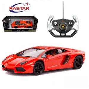 93a18390e82a RASTAR RC Car Radio Remote Control Car LAMBORGHINI Aventador LP 700 ...