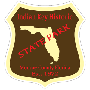 Indian Key Historic Florida State Park Sticker R6743 YOU CHOOSE SIZE
