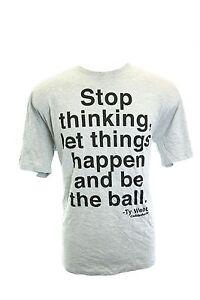 """Caddyshack """"smettere di pensare, lasciare che le cose accadano ed essere la palla"""" T-shirt"""