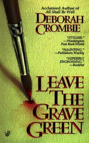 Leave the Grave Green-ExLibrary