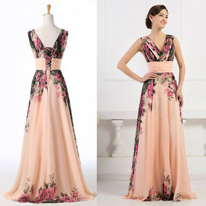 Fancy maxi dresses for weddings
