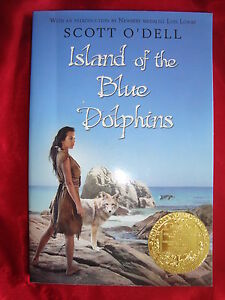 ISLAND-OF-THE-BLUE-DOLPHINS-SCOTT-O-039-DELL-HOUGHTON-MIFFLIN-HARCOURT