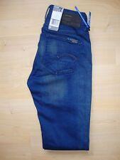 G-Star Raw '3301 Contour Skinny' Stretch Womens Blue Jeans W25 L32 BNWT RRP £100