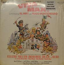 "OST - SOUNDTRACK - VIVA MAX! - HUGO MONTENEGRO   12"" LP (M958)"