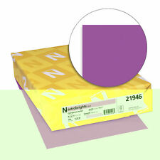 Astrobrights Colored Paper 8 12 X 11 Inches 24 Lb Outrageous Orchid 500