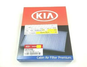 2015-2020 Kia Sorento A/C Cabin Filter C6C79-AC000 Kia OEM
