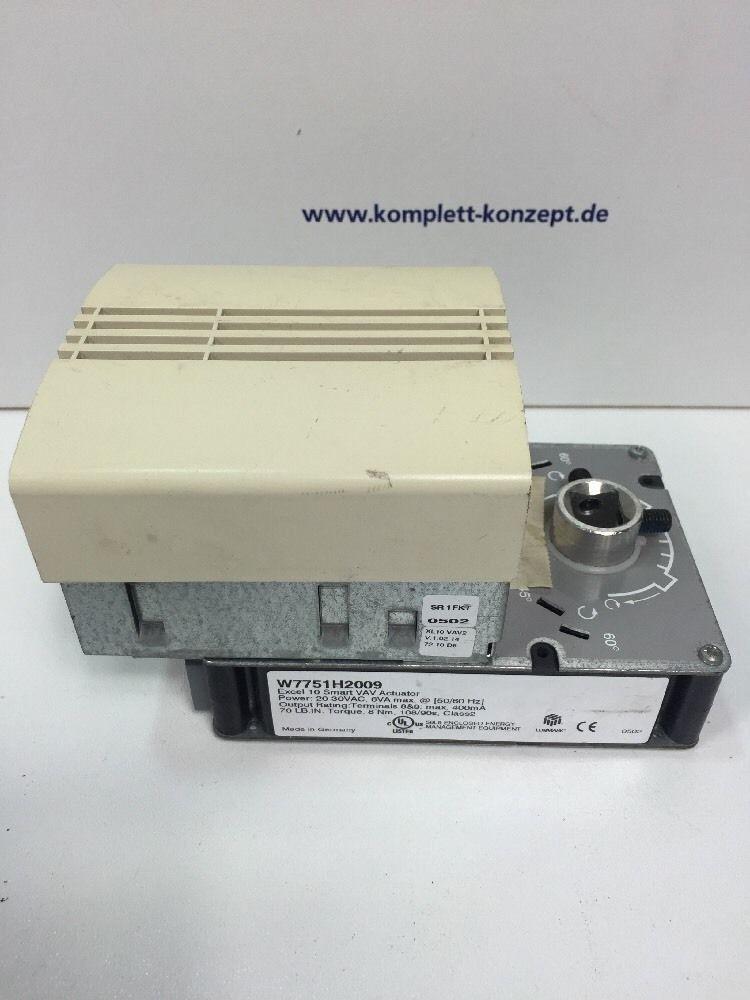 Neu Honeywell W7751H2009 VAV Actuator