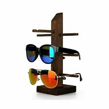 General Wood Wenge Sunglass Dispaly Holder Glass Display Stand Glass Display
