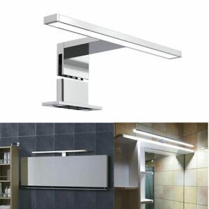 Details zu LED Bad Spiegel-Leuchte Badezimmer Beleuchtung Aufbau-Lampe IP44  Schminklicht 6W