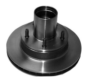 Disc Brake Rotor and Hub Assembly-R-Line Front Raybestos fits 94-95 Ford Bronco