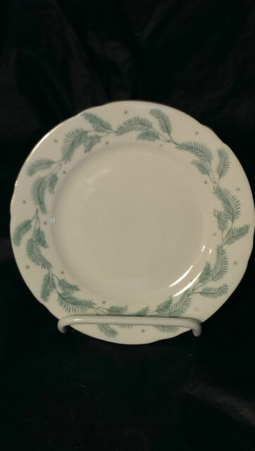 """Immaculate Excellent Shelley Serenity 13791 6"""" Bread & Butter Plate 8 Available"""