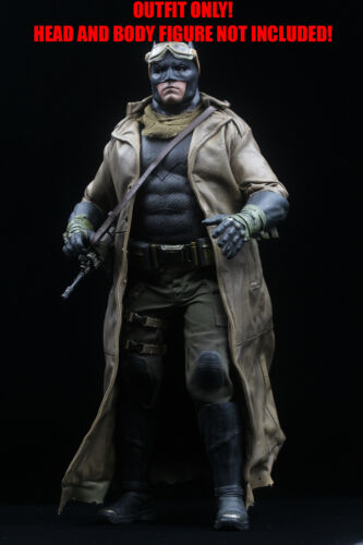 IN STOCK 1//6 Batman Knightmare OUTFIT ONLY Toys Hot Figure Dawn Justice Superman