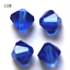 Wholesale-Crystal-Glass-Bicone-Faceted-Loose-Spacer-Beads-4mm-6mm-U-Pick thumbnail 12