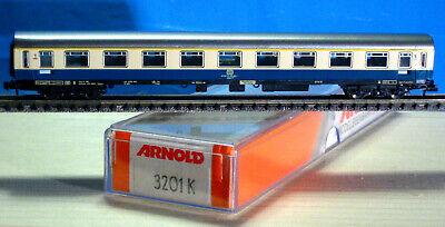 blau//grau neu OVP Arnold 3908K CIWL Salonwagen mit Küche