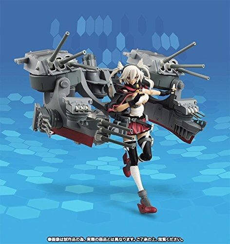Armor Girls Project Kantai Collection KanColle MUSASHI Action Action Action Figure BANDAI NEW aa5619