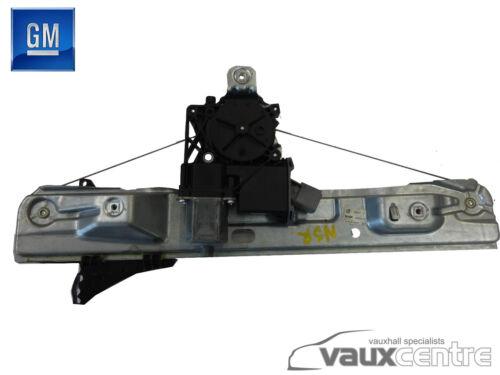 côté passager n Vauxhall Insignia s fenêtre arrière mécanisme 20952723 2009 +