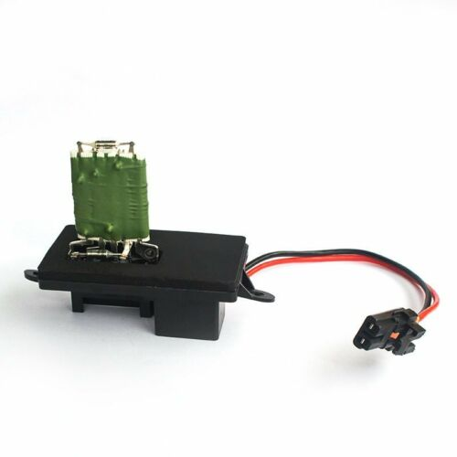89019089 Front Heater Blower Motor Resistor For 99-07 Chevy Silverado 2500 USA