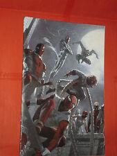 AMAZING SPIDERMAN UOMO RAGNO-14-RARA VARIANT COVER-GABRIELE DELL'OTTO-RAGNOVERSO