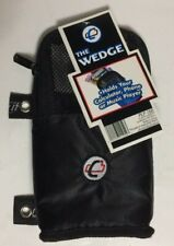 New Case It The Wedge Zipper Pouch For Ring Binder Storage Black