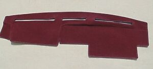 Details about fits 1986-1993 NISSAN HARD BODY TRUCK DASH COVER MAT burgundy  MAROON