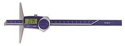 Brillant Digital- Tiefen- Messschieber 200 X 100 Mm Ip67 - Induktives Messsystem Din 862 Auswahlmaterialien