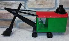 1920s Huge Steam Shovel Toy Pressed Steel Steelcraft/Buddy L/Keystone Restored
