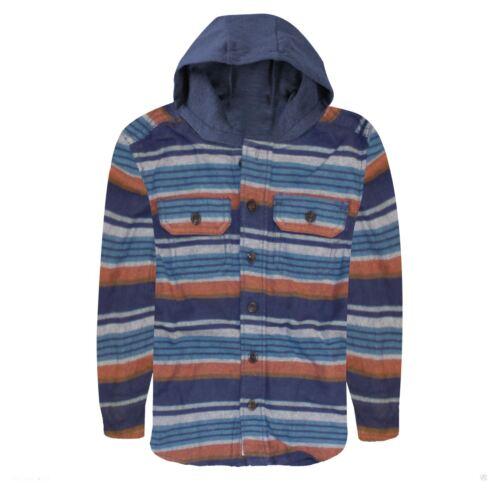 New OSHKOSH Boys Kids unisexe Lumberjack Hoodie Shirt Top Baby Check Printed