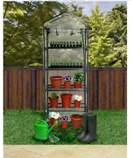 New 5 Tier Greenhouse Grow House for Garden Plants with Cover