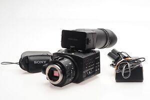 Sony-NEX-FS100u-Camcorder-Video-Camera-Body-199