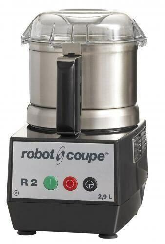 ROBOT COUPE R2 USATO PER DIMOSTRAZIONE 8 10 volte  (prezzo al pubblico 1300 euro