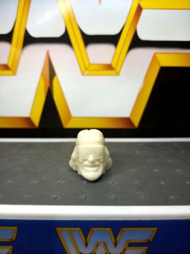 Wwf hasbro Custom Macho Man Head Wrestling figures Wwf hasbro WWE