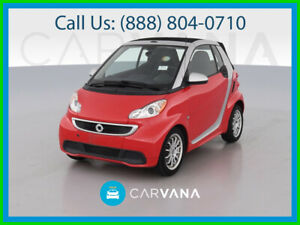 2013 Smart Fortwo Passion Cabriolet 2D