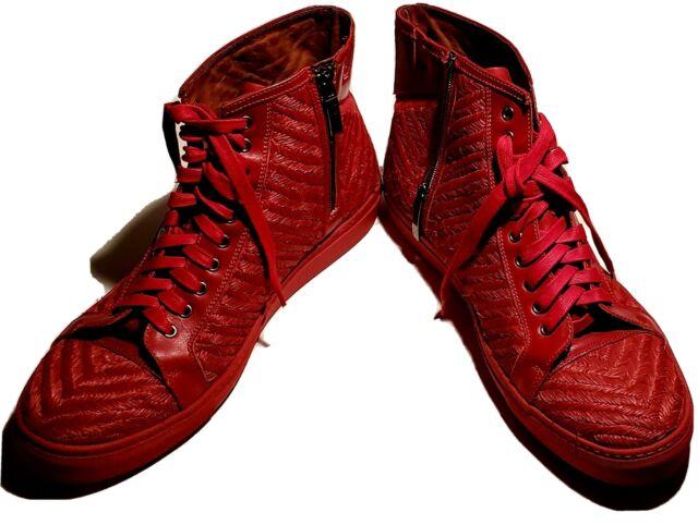 Donald J. Pliner Mens Sagi Sneaker Shoe