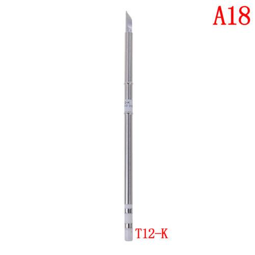 1Pcs T12 soldering iron tip for soldering rework station P TBB.US
