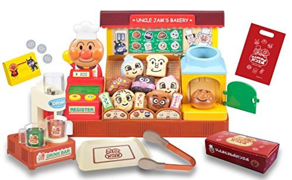 SEGA TOYS JAPAN ANPANMAN Welcome  Uncle Jam's bread factory