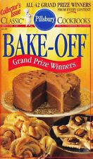 Pillsbury Classic Cookbooks Bake Off Grand Prize Winners MAR 1995 #169 92 Pgs