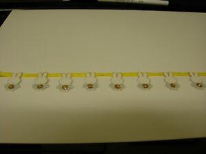 1/12th Échelle Maison De Poupées Pâques Bunting Garland Décoration Fait Main Neuf-afficher Le Titre D'origine Les Catalogues Seront EnvoyéS Sur Demande