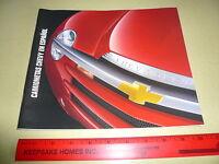2004 Chevrolet Silverado Ss Suburban Colorado Sales Brochure En Espanol