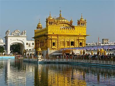 GOLDEN TEMPLE GLOSSY POSTER PICTURE PHOTO harmandir darbar sahib india sikh 34