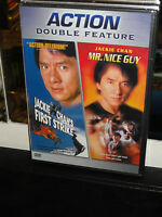 Jackie Chan 2-pack - First Strike / Mr. Nice Guy (dvd) Raymond Chow, Brand