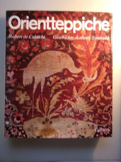 2 Bücher Orientteppiche Geschichte Ästhetik Symbolik + Teppiche aus dem Orient