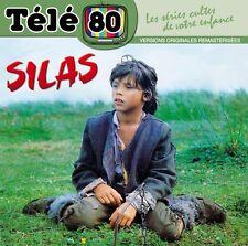 """CD NEUF """"TELE 80 : SILAS, LA VIE EST UNE FOLIE"""" serie Antenne 2 (Alain CHAUFOUR,"""