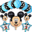 Disney-Mickey-Mouse-Birthday-Balloons-Foil-Latex-Party-Decorations-Gender-Reveal thumbnail 5