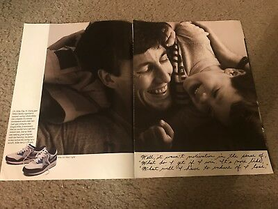 1988 NIKE AIR MAX LIGHT Poster Print Ad TENNIS TECH CHALLENGE JUST DO IT 8 PGS   eBay